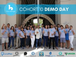 Blue Startups Cohort 10 Demo Day