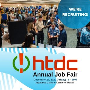 HTDC Annual Job Fair!