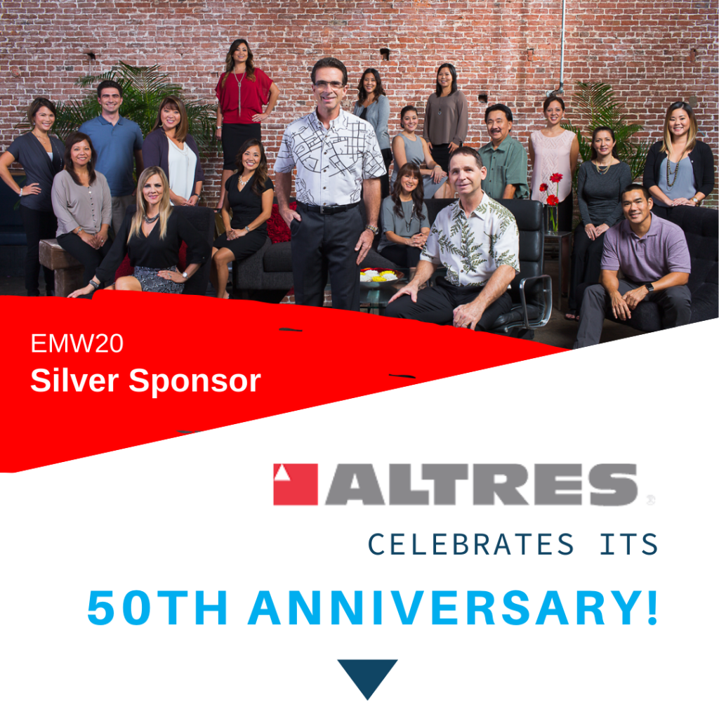 Congratulations to ALTRES for 50 years in Hawaii!
