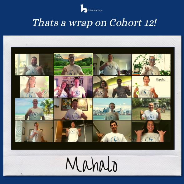 Cohort 12: That's a Wrap!