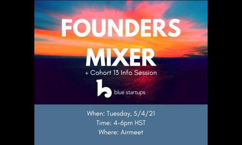 Blue Startups Newsletter Update: April 2021