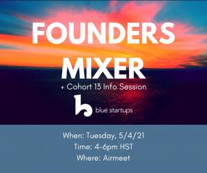 Founders Mixer!