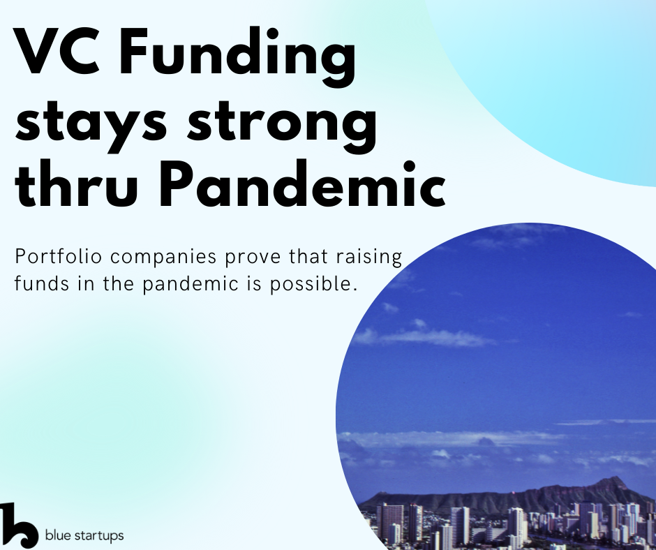 Fundraising Stays Strong Through Pandemic