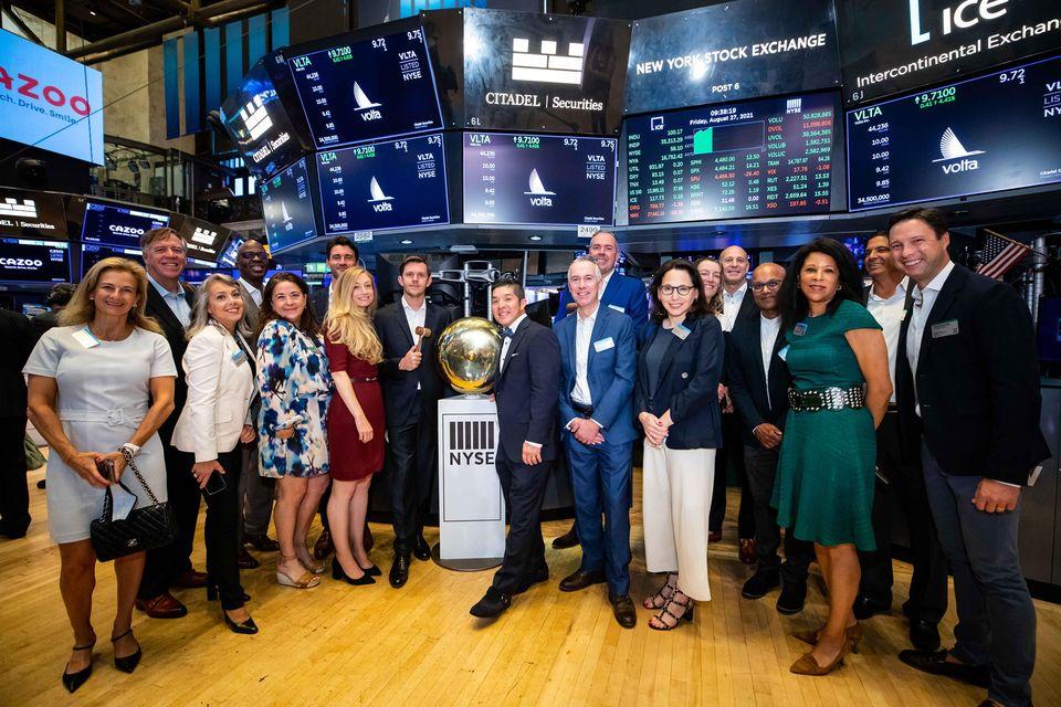 Blue Startups Celebrates Volta and Announces Cohort 13