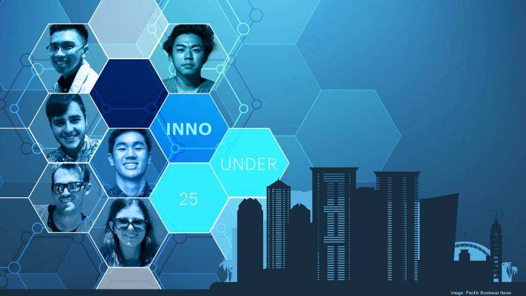 """Cohort 13 Founder Austin Yoshino Featured in """"Inno Under 25"""""""