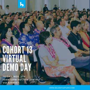 Cohort 13 Demo Day
